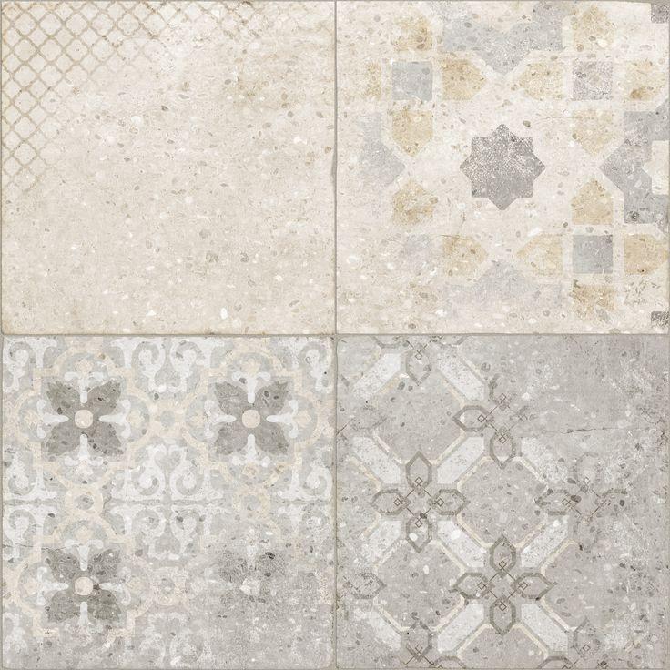Porcelain tile Savona 60x60 cm.   Arcana Tiles   Arcana Cerámica   floor tiles   wall tile patchwork