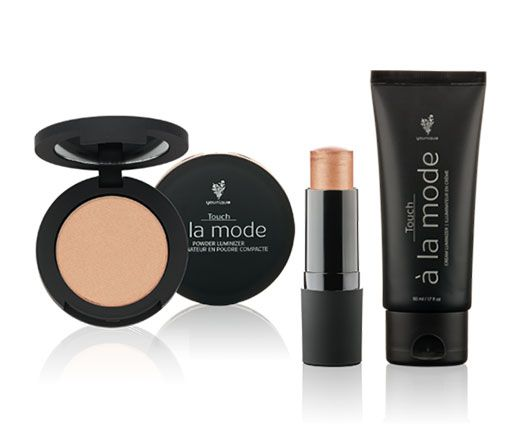 Touch à la mode Luminizer