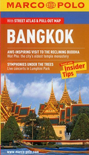 Bangkok Marco Polo Guide Marco Polo Guides *** You can get additional details at the image link.