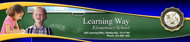 Learning Way Elementary School- Resources by grade level for CCSS