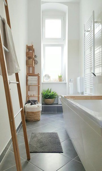 224 best Badezimmer images on Pinterest Bathroom ideas, Room and Live - badezimmer mit schräge