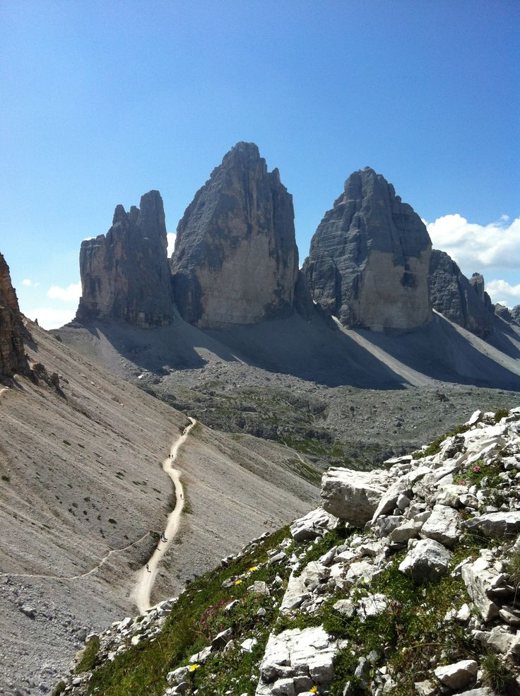 Tre Cime di Lavaredo - Dolomiti, Italy