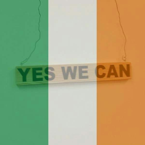 Happy St Patrick's Day to all our friends from the lads at Dublin 12 Mensshed