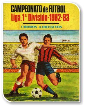 Campeonato de Futbol Liga 1a Division 1982-1983