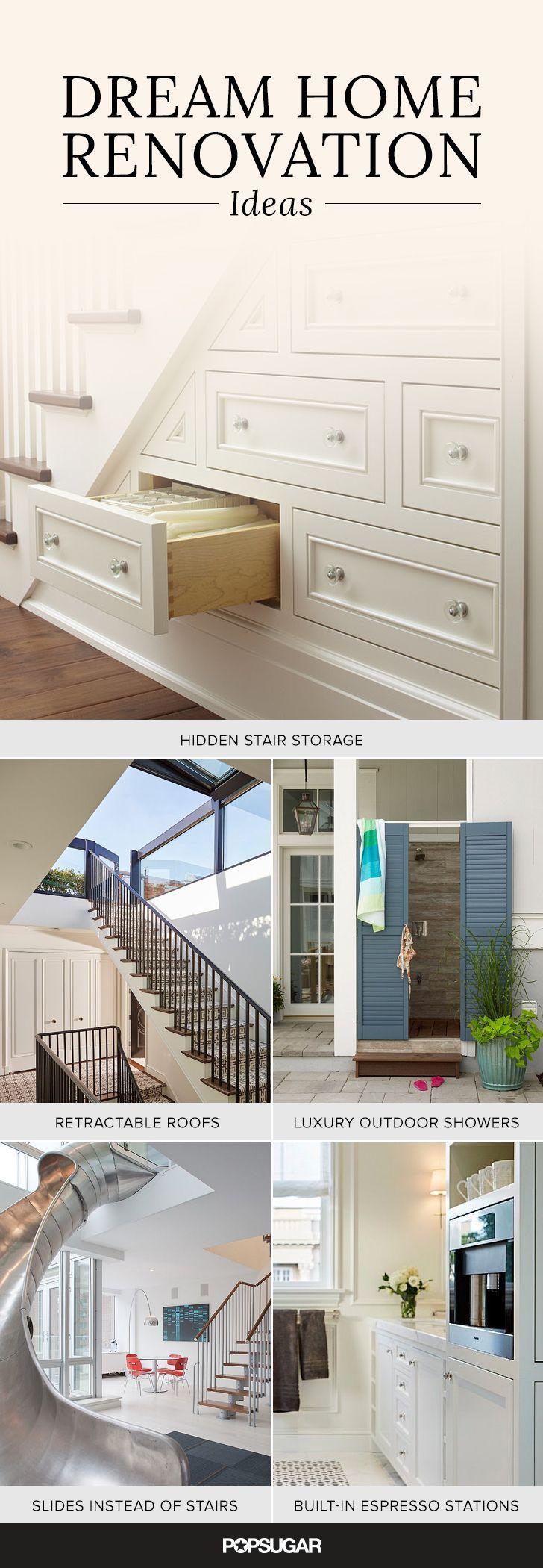 Dream Home Renovation Ideas