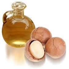 Aceite vegetal de nueces de macadamia