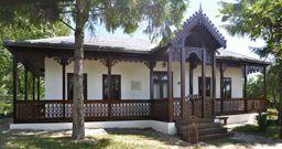 Casa taraneasca de epoca, Memorialul Ipotesti, iunie 2012