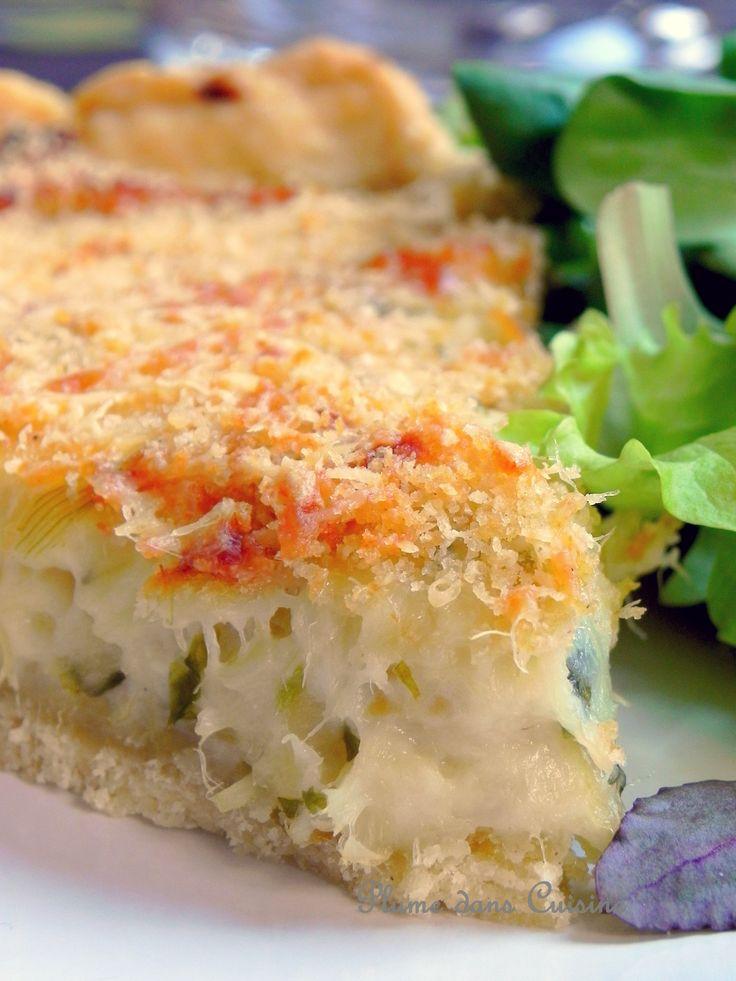 Tarte la morue antillaise entrees quiches tartes - Cuisine antillaise facile ...