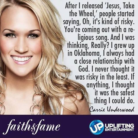 #CarrieUnderwood #Faith