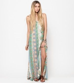 o neill dean maxi dress images