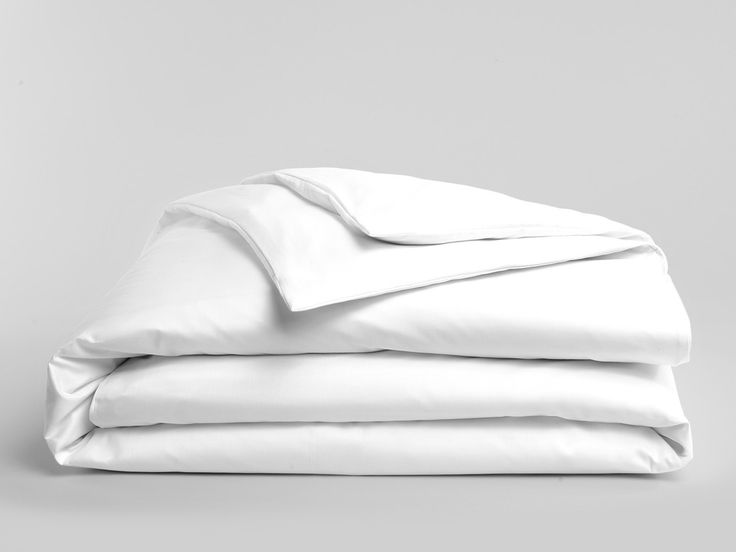 A Duvet Cover In Our Perfect Cotton Percale. Pair With A Brooklinen Down  Comforter To