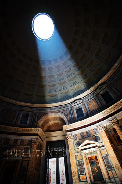 The pantheon, my love!!!!  Rome, Italy