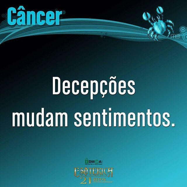 #signosdozodíaco #signos #signo #frases #frase #pensamentos #câncer