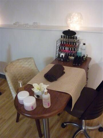 The Day Spa Westcroft, Carshalton Surrey offering Jessica manicures and pedicures.