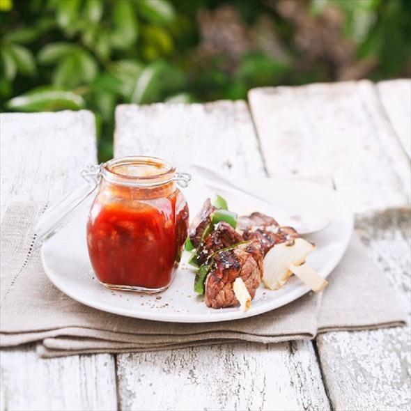 Recette de sauce barbecue maison  Envie d'une sauce barbecue maison rapide et facile à réaliser ? Alors suivons par étape cette recette de sauce barbecue maison.