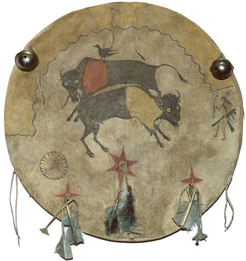 Sioux Dance Shield ...spiritsbycindyjo.com ...