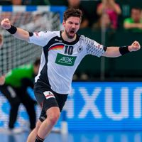 European Handball Federation - Defending champions Germany and Sweden book spots in Croatia / Article