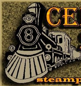 My weird western short story, Crazy Mike McCloud, appeared in Railroad! Celebration Station 2014