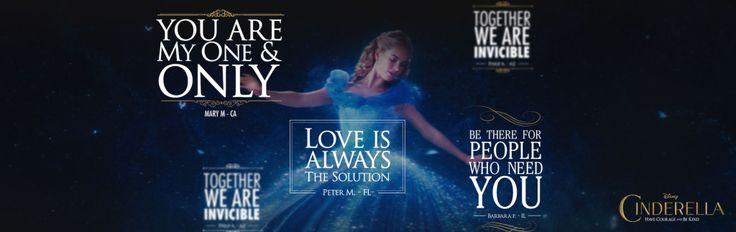 Cinderella Movie tries to Reach 1 million words of kindness by World Kindness Day – Cinderella Movie DVD release