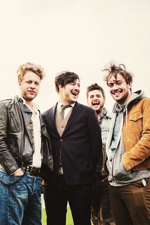 mumford and sons | love them