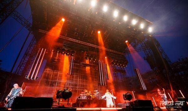 Epic Firetruck's Rammstein ~ Festival De Nimes, Nimes, France - Photo by Fred B ~