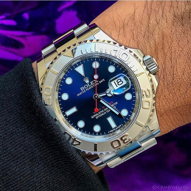 Gorgeous Rolex Yachtmaster in platinium ----------------------------------------------------Contact us for special price! ---------------------------------------------------- ساعة رولكس ياخت ماستر بالبلاتينيم ، تواصلوا معنا للاسعار ----------------------------------------------------#rolex #rolexwatches #yachtmaster #rolexyachtmaster #116622 #rolexaholic #watch #watches #watchgeek #watchporn #wristporn #wristshot #watchanish #watchdaily #watchmania #watchuseek #watchoftheday #luxury…
