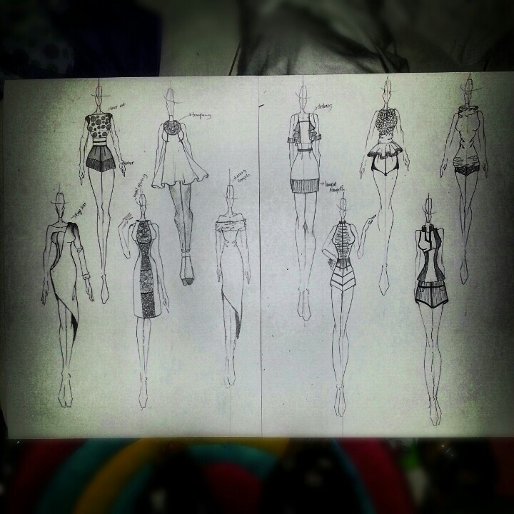 Spring summer 2013 collection by dmoir