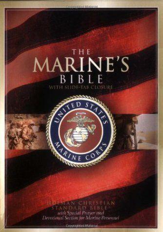 HCSB Marine's Bible