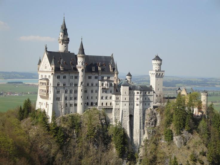 salzburg, Austria - Largest castle in Europe.  Hohensalzburg Fortress