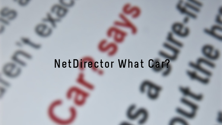 NetDirector What Car?
