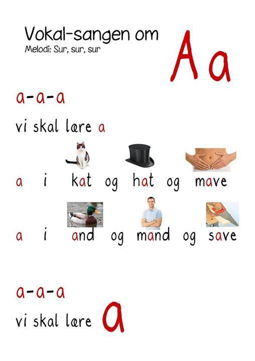 (2014-09) Vokalsangen om a