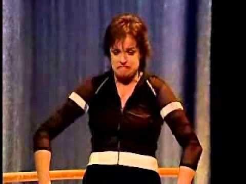 Lenette van Dongen - Een BH kopen; een ramp=buying a bra; I saw this years ago in the theater.