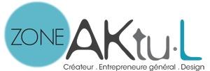 Nouveau site web de la compagnie Zone Aktu=L mis en ligne aujourd'hui. Allez voir ça!