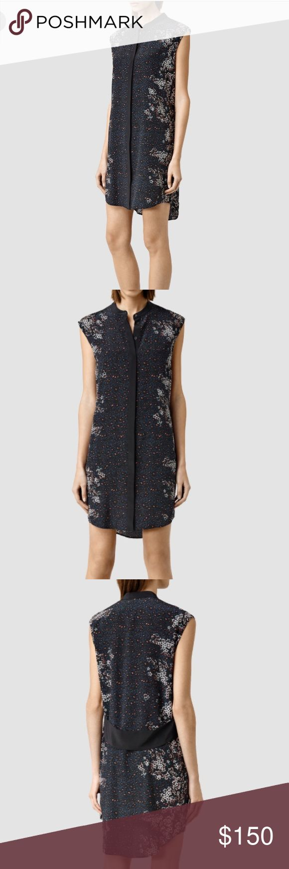Luna allsaints dress NWT Brand new with tags. Beautiful Allsaints dress. All Saints Dresses Midi