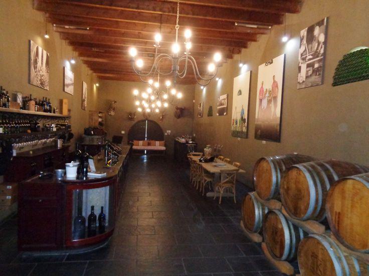 Wine and olive tasting in Riebeeck Kasteel