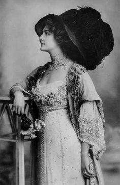miss Lily Elsie 1886