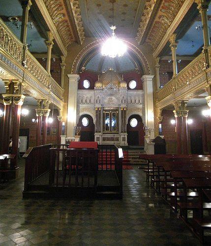 Tempel Synagogue, Kazimierz, Kraków ✡