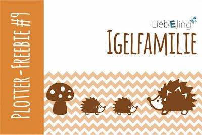 LiebEling: Plotter-Freebies