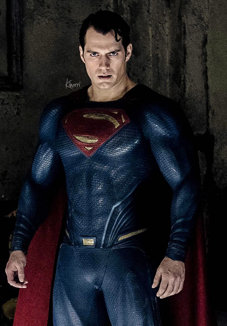 Henry Cavill aka Superman. Picture courtesy of Warner Bros.