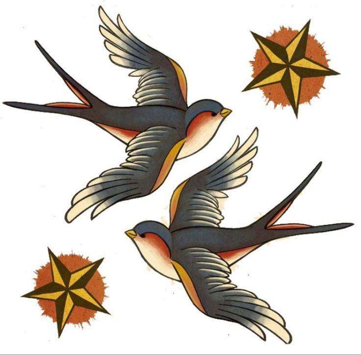11 Best Os Swallow Birds Images On Pinterest Tattoo border=