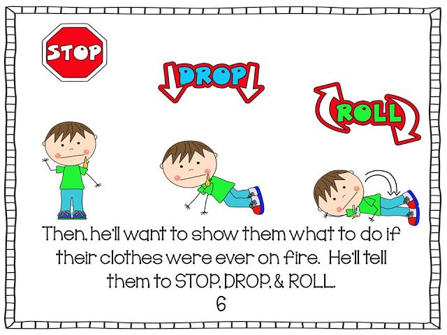 FIRE SAFETY WEEK! - A is for Adventures of Homeschooling