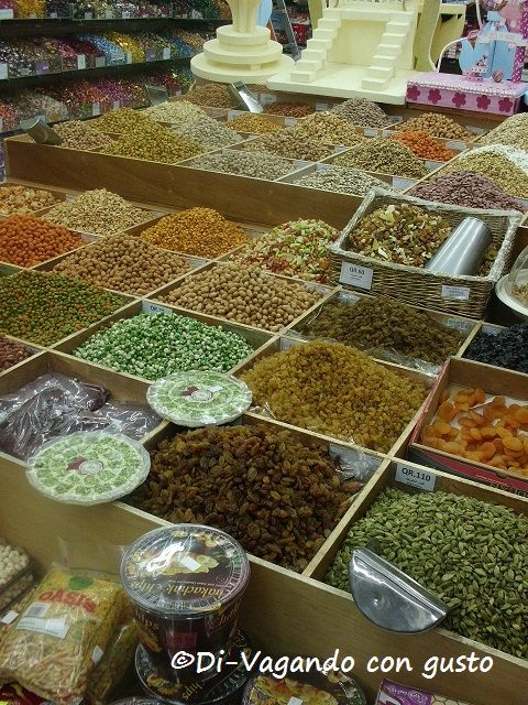 spezie al Souq Waqif, Doha