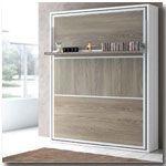 Lit escamotable - Lit rabattable-armoire lit- Secret de Chambre -