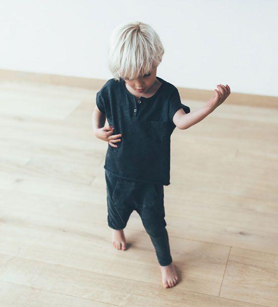 ROCK & SAND CAPSULE-BEBE NIÑO | 3 meses-4 años-NIÑOS | ZARA España