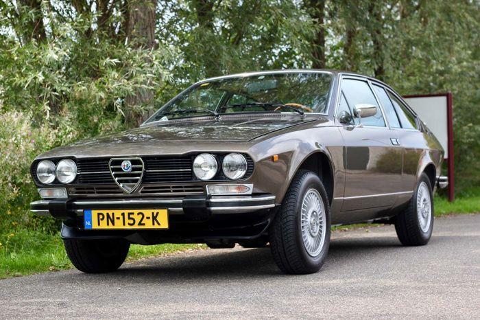 Alfa Romeo - Alfetta GTV 2000 - 1980