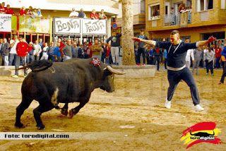 torodigital: Arrancan los festejos taurinos en La Llosa
