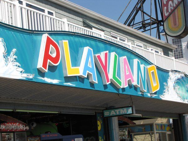 Marty's PLAYLAND  Ocean City MD, One of my favorite places in OC
