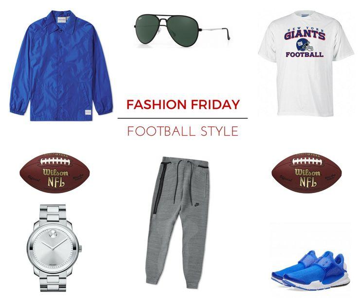 Fashion Friday, Football is Back