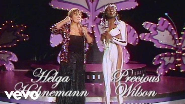 Precious Wilson, Helga Hahnemann - Cry To Me (Ein Kessel Buntes 29.08.1981)