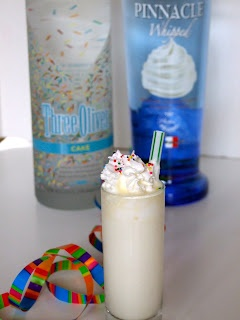 Birthday Cake Shots!!! Who wants some??!!!